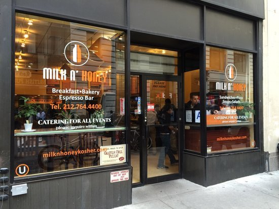 Milk 'n Honey Restaurant & Catering - The Kosher Portal